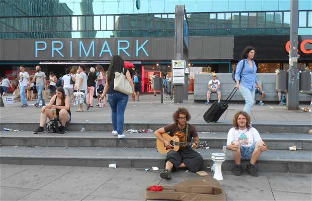 Primark Alexanderplatz