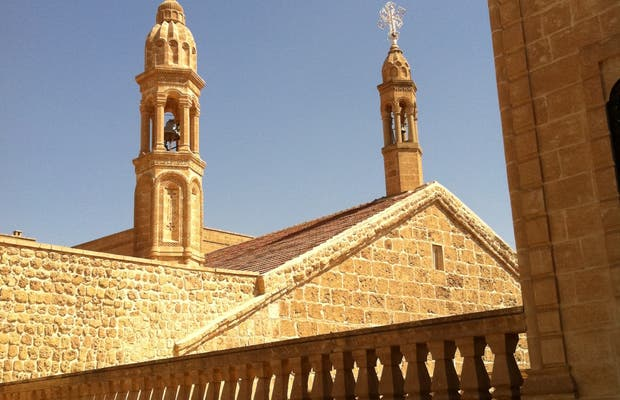 Monastère de Mar Gabriel