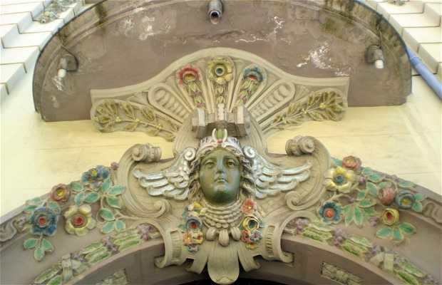 Palacio de Balsera o de Sendón