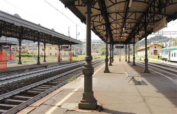 Estación de trenes de Arona