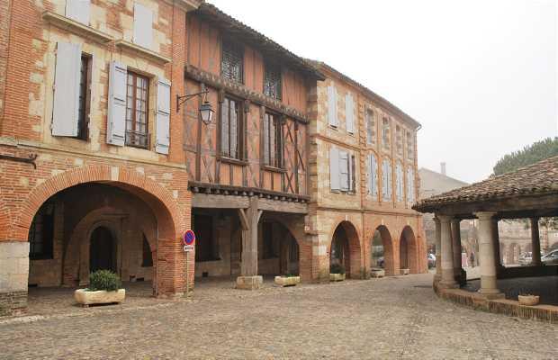 Village d'Auvillar
