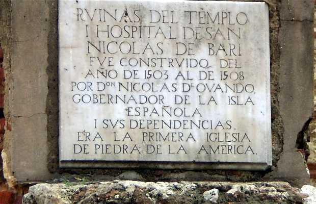 Ospedale di San Nicolás de Bari a Santo Domingo