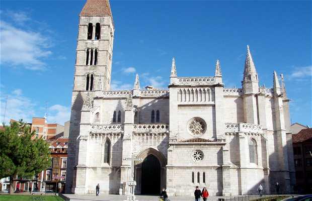Eglise de Santa María la Antigua