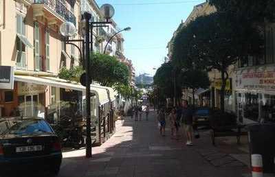 Rue Princesse Caroline