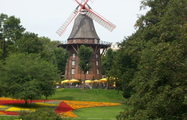 Bremen flowers mill