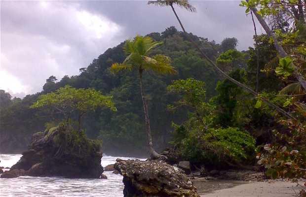 Paria Beach