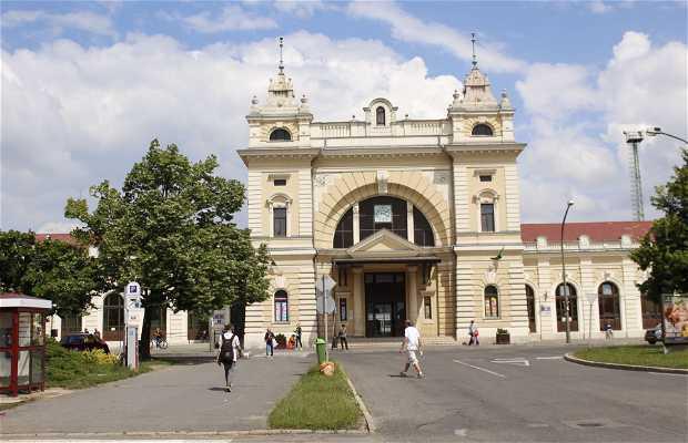 Estación de trenes de Szombathely