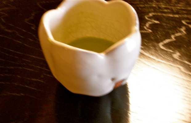 Museo de la ceremonia del té