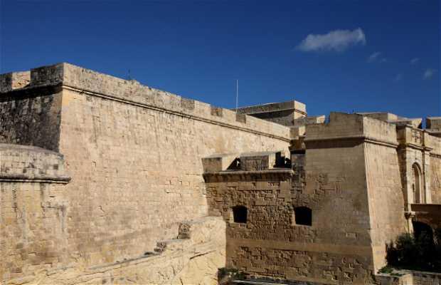 Fortificaciones Birgu