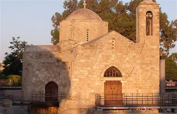 Los Pilares de San Pablo