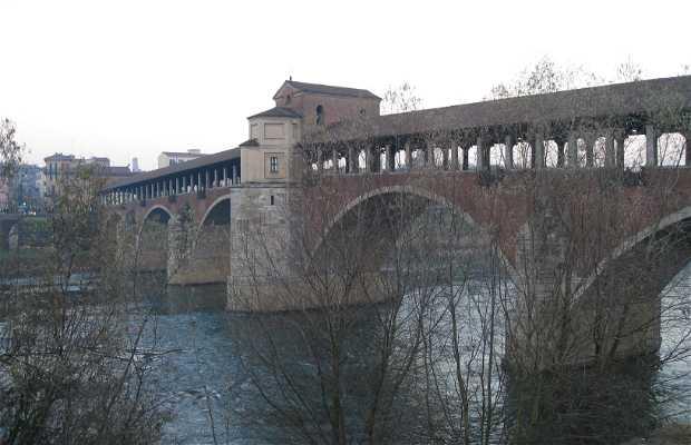 El puente cubierto