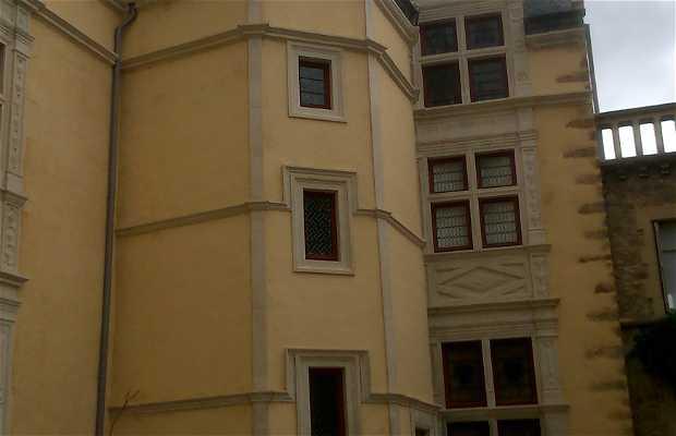 Le Palais du Grabatoire