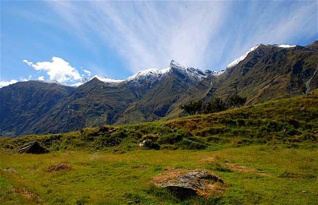 Aspiring Nacional park