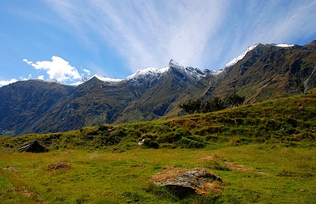 Mount Aspiring National Park