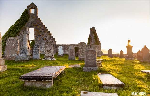 Iglesia de Balnakeil