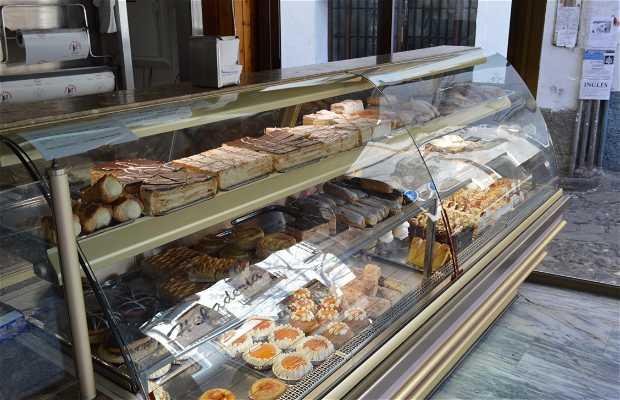 Casa Pasteles Albaycín