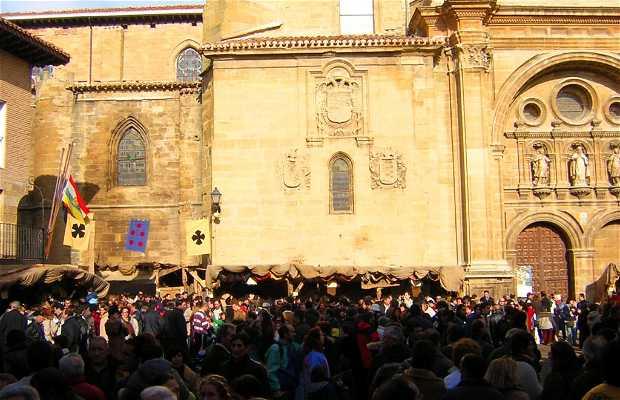 Mercado Medieval de Santo Domingo de la Calzada
