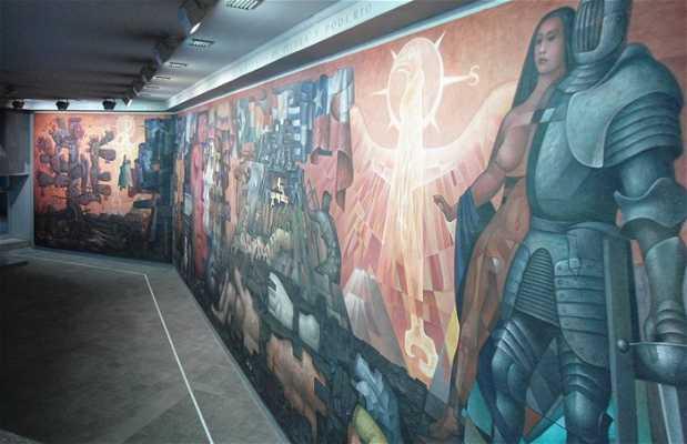 Wall of America Presence