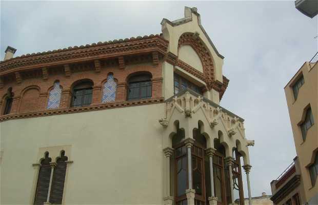 Casa Museo Lluís Domènech i Montaner