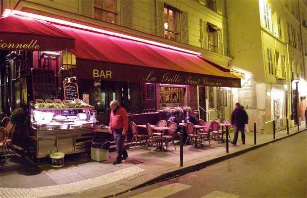 La Grille Saint Germain
