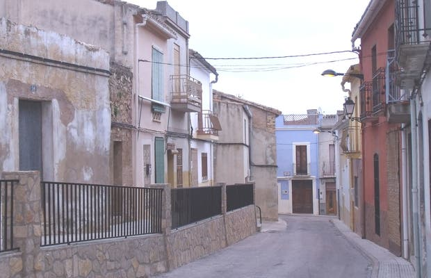 Ráfol de Almunia-pueblo-