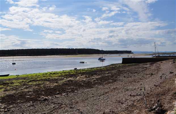 Bahía de Findhorn