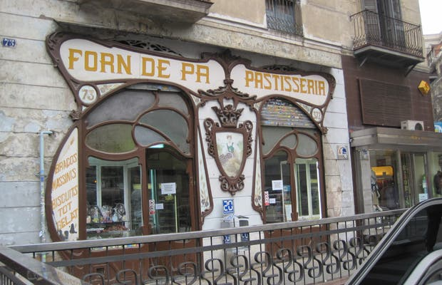 Forn de Pa Pastisseria
