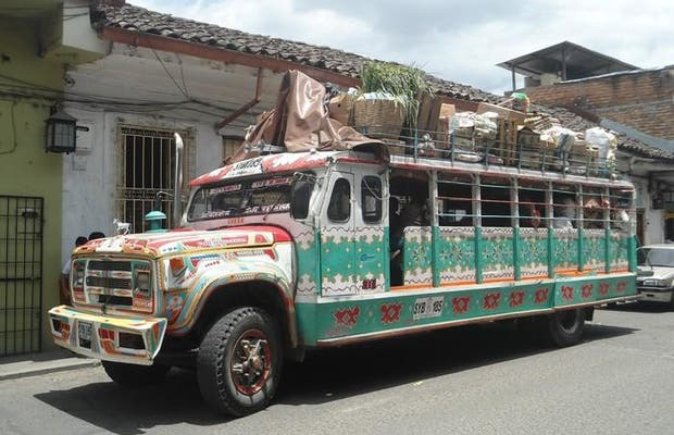 Autobuses de Popayan