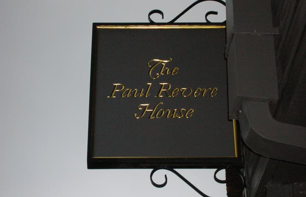 La Casa de Paul Revere