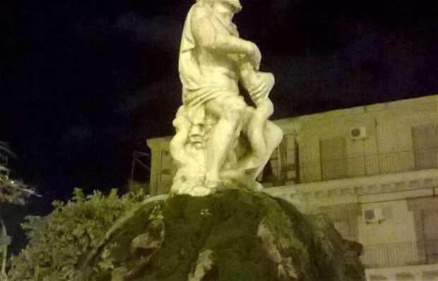 Statua del Genio di Palermo