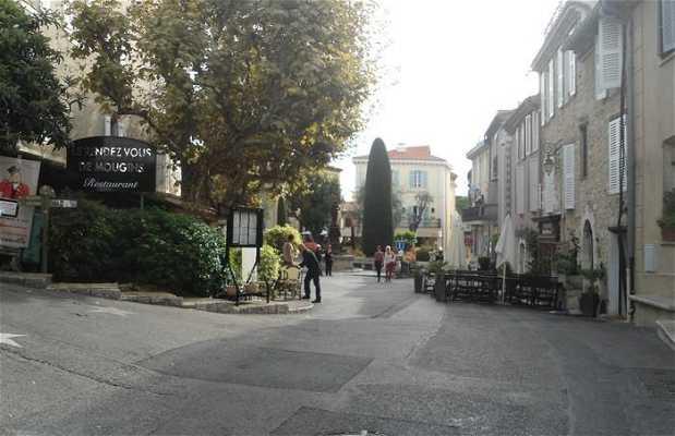 Place de Mougins