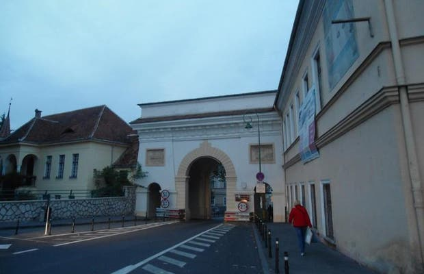 La porte Schei