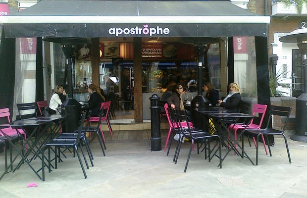 Apostrophe (Barrett Street)