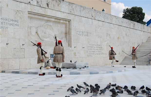 Piazza Sintagma di Atene
