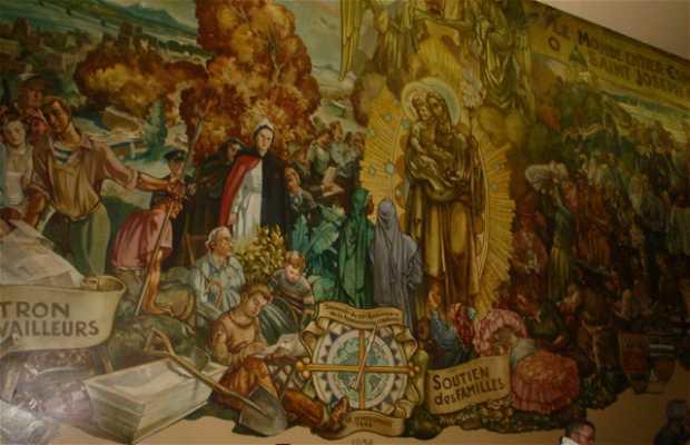 Oratoire Saint Joseph du Mont Royal