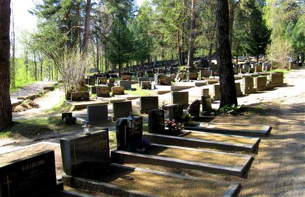 Savonlinna Cemetery