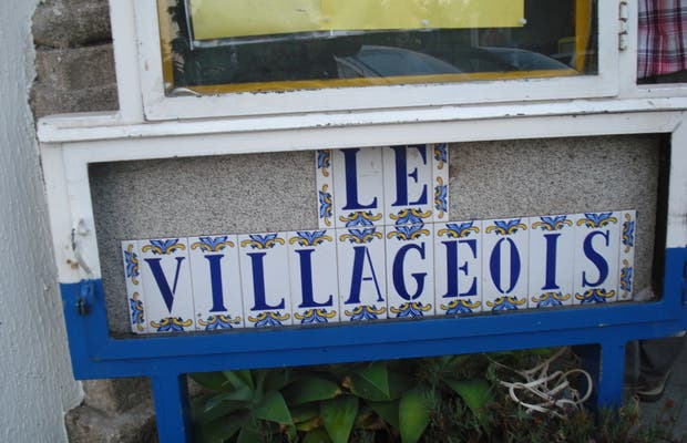 Restaurante Le Villageois