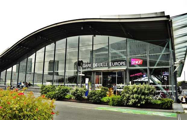 Estação Lille Europe