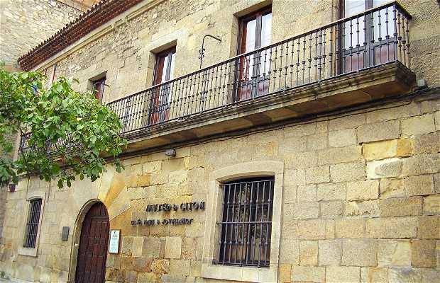 Jovellanos home museum