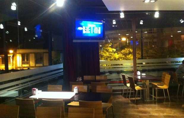 MG Beers Cafe