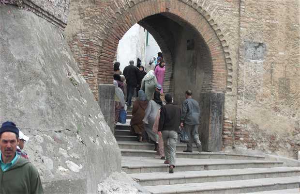 Las puertas de la medina de Tetuán