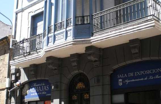 Museo de las Alhajas en la Vía de la Plata