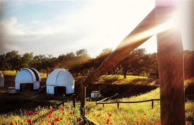 Observatorio Astronómico de Almadén de la Plata