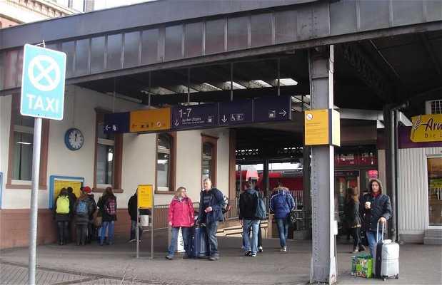 Estacion de Offenbourg