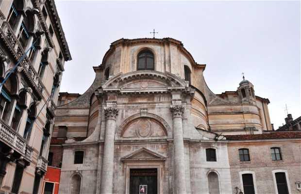 Iglesia de San Geremia