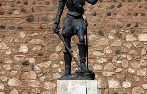 Monumento Jerónimo Luis de Cabrera