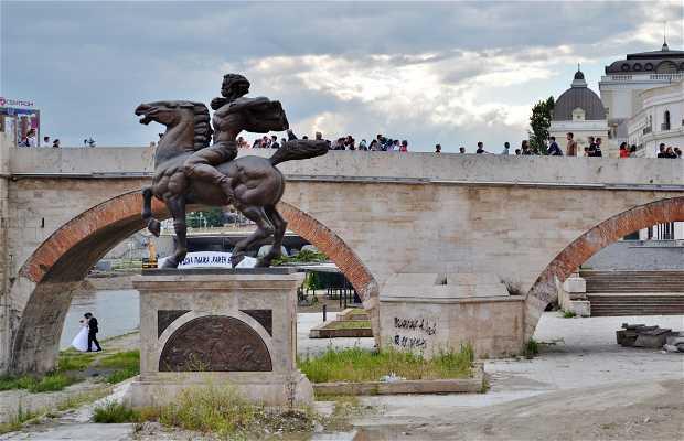 Statua di Karpos