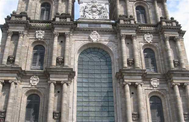 Catedral Saint Pierre de Rennes