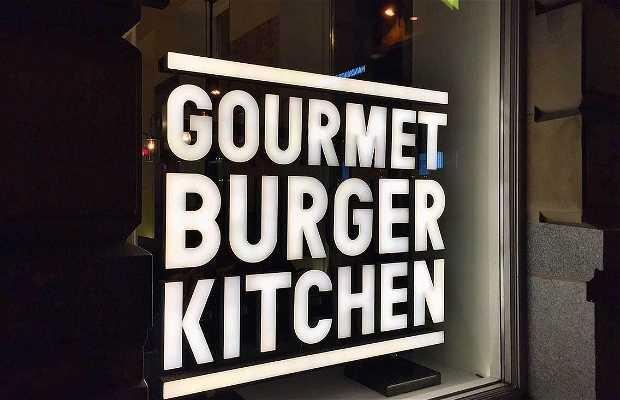 Gourmet Burguer Kitchen