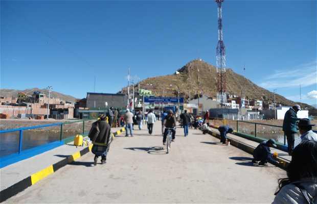 Frontera Perú Bolivia